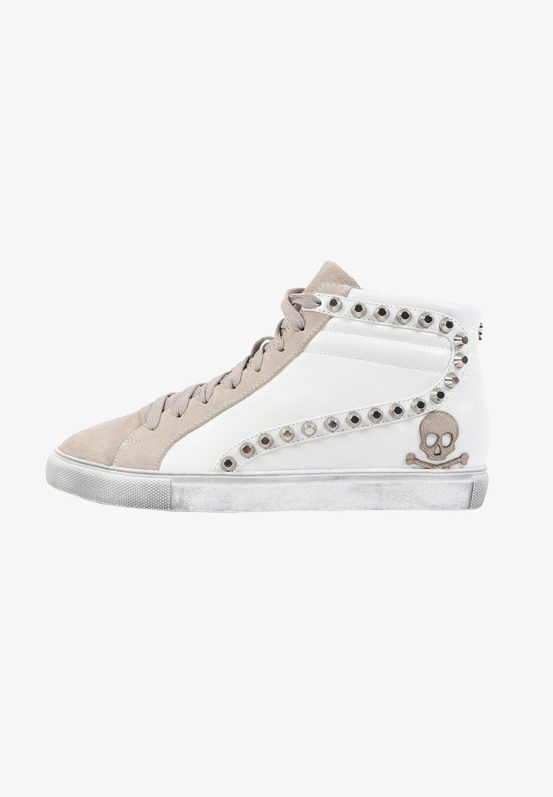 Scalpers - STUDS  - Sneakersy niskie - off white/beige
