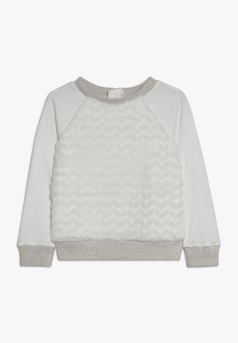 Lili Gaufrette - LUSO - Long sleeved top - nacre