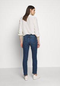 s.Oliver - LANG - Slim fit jeans - blue denim - 2