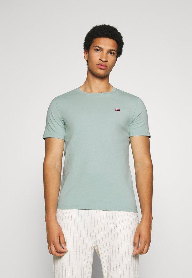 ORIGINAL TEE - Jednoduché triko - harbor gray