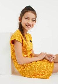 WE Fashion - Day dress - yellow - 1