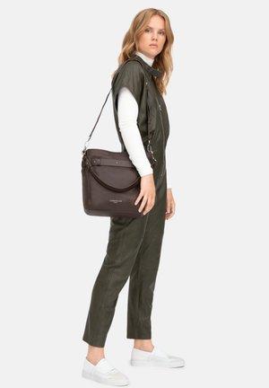 HOBO - Handbag - dark brown