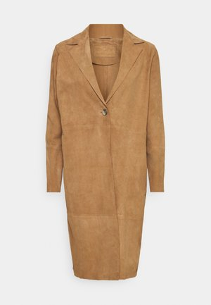 Classic coat - sand