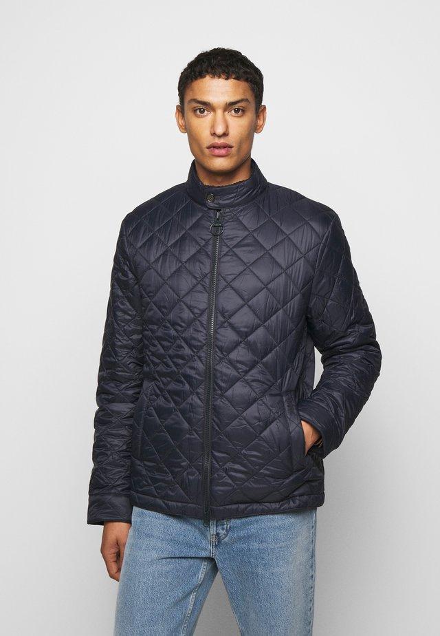 BIDDEL QUILT - Light jacket - navy