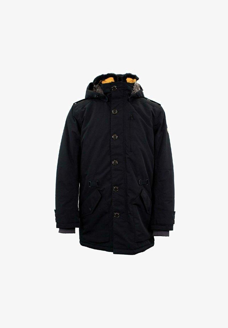 Wellensteyn - Winter jacket - schwarz
