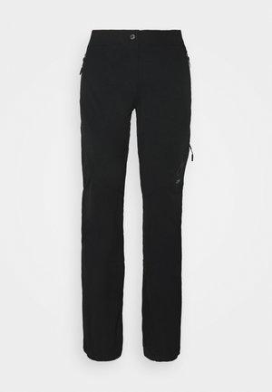WOMAN PANT - Kalhoty - nero