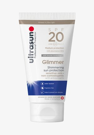 GLIMMER SPF20 TUBE - Sun protection - -