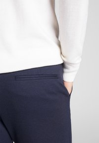 Lindbergh - Trousers - navy mix - 5