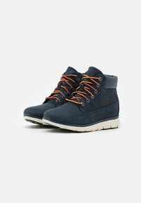 Timberland - KILLINGTON 6 IN UNISEX - Lace-up ankle boots - navy - 1
