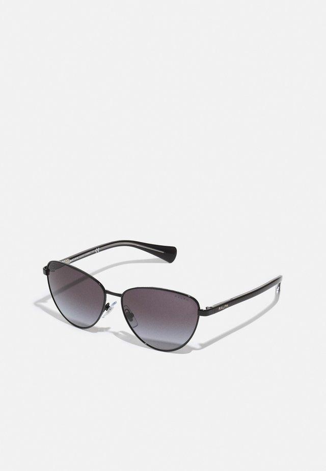 Solbriller - shiny black