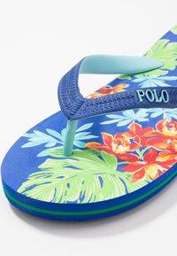 Polo Ralph Lauren - WHITLEBURY II CASUAL - Boty do bazénu - tropical - 5