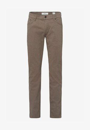 CHUCK - Trousers - beige