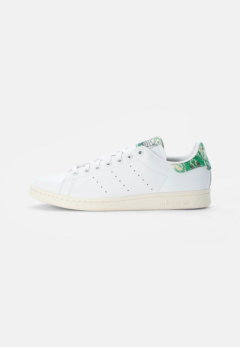 adidas Originals - STAN SMITH UNISEX - Baskets basses - white/off white