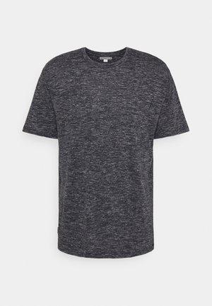 DOWLAS CREWE - T-shirt print - midnight navy