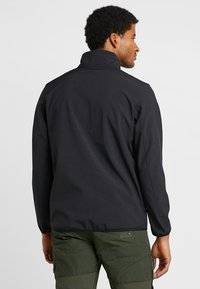 Jack Wolfskin - NORTHERN POINT - Soft shell jacket - black - 2