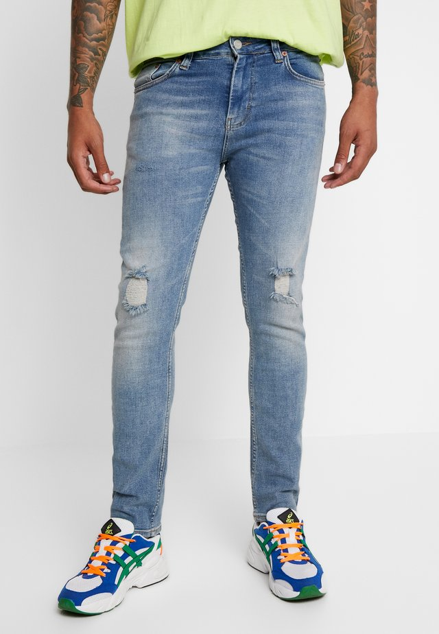 SICKO - Jeansy Slim Fit - common blue
