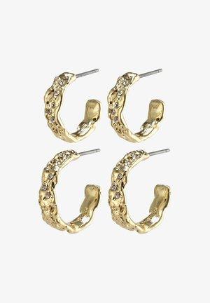 PAULINE - Boucles d'oreilles - gold plated