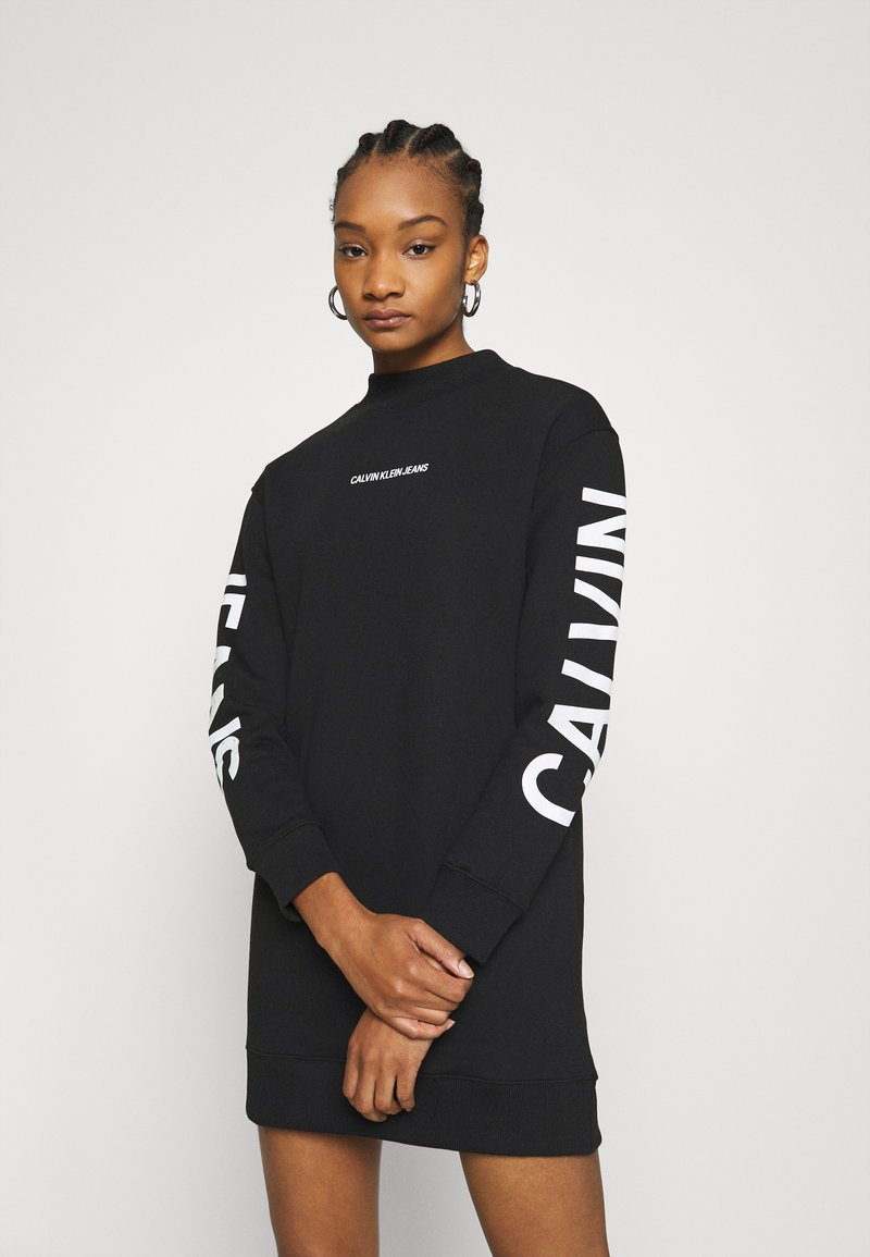 Calvin Klein Jeans - Day dress - black