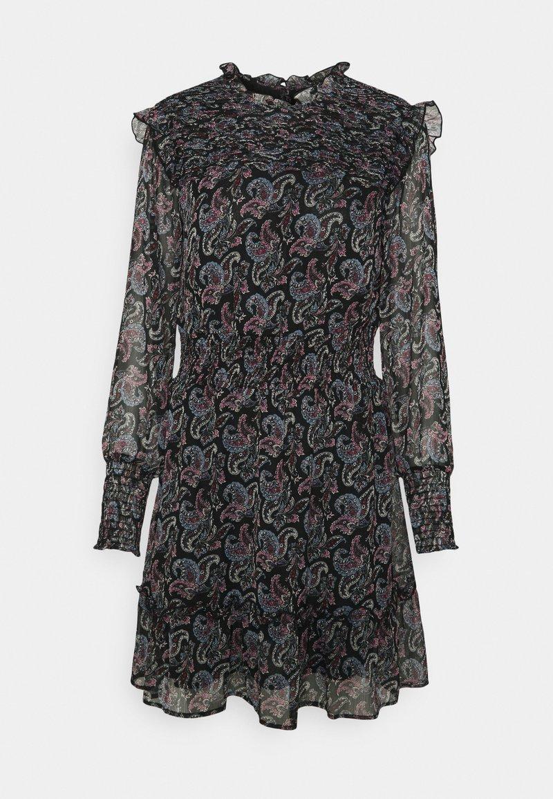 ONLY - ONLASTA SMOCK DRESS - Kjole - black