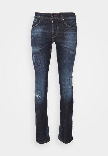 GILMOUR STRETCH - Jeans Skinny Fit - blue denim