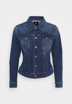 3301 SLIM  - Denim jacket - faded stone