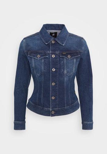 3301 SLIM - Denim jacket - faded stone