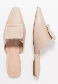 NA-KD - APPLICATION DETAILED - Mules - beige - 3