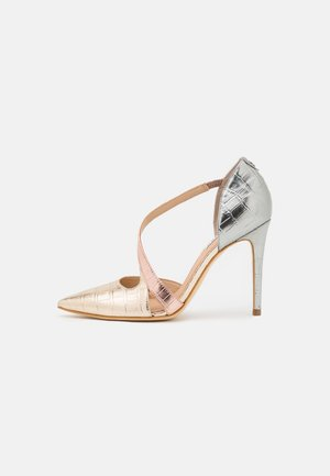 GINETTA - Klassiske pumps - gold