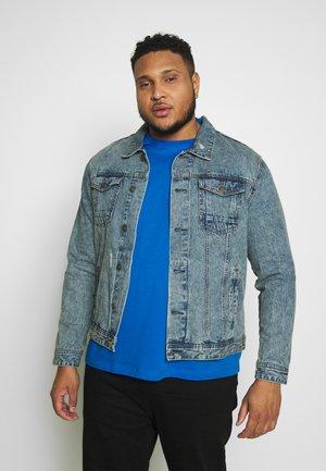 JACKET LEGACY - Veste en jean - blue