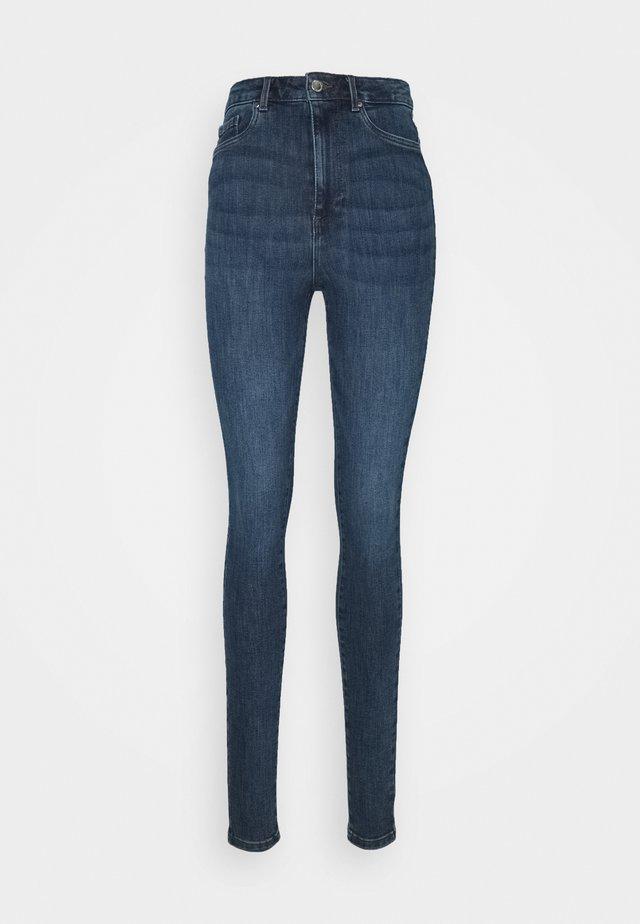 VMLOA  - Jeans Skinny - medium blue denim