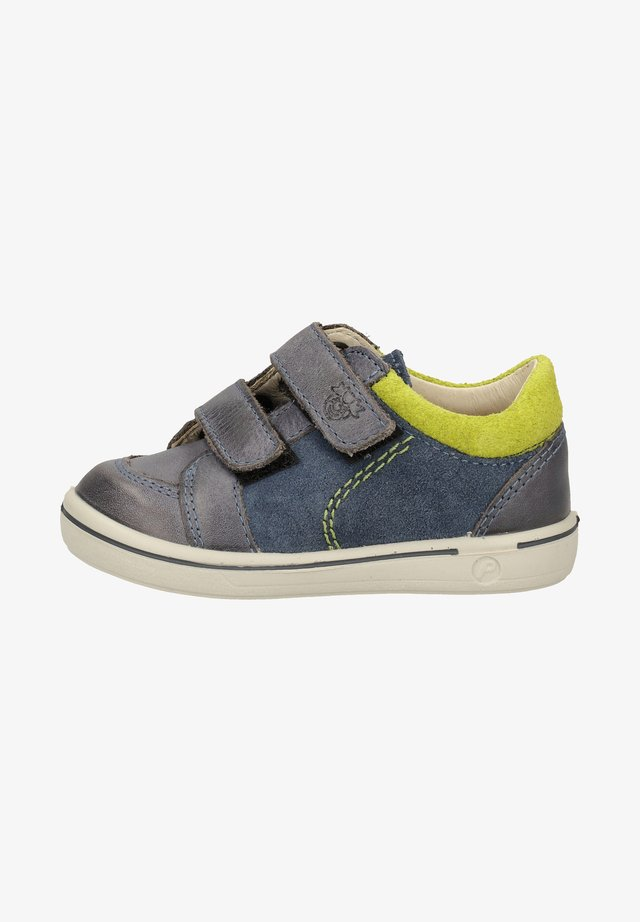 Klettschuh - jeans/reef