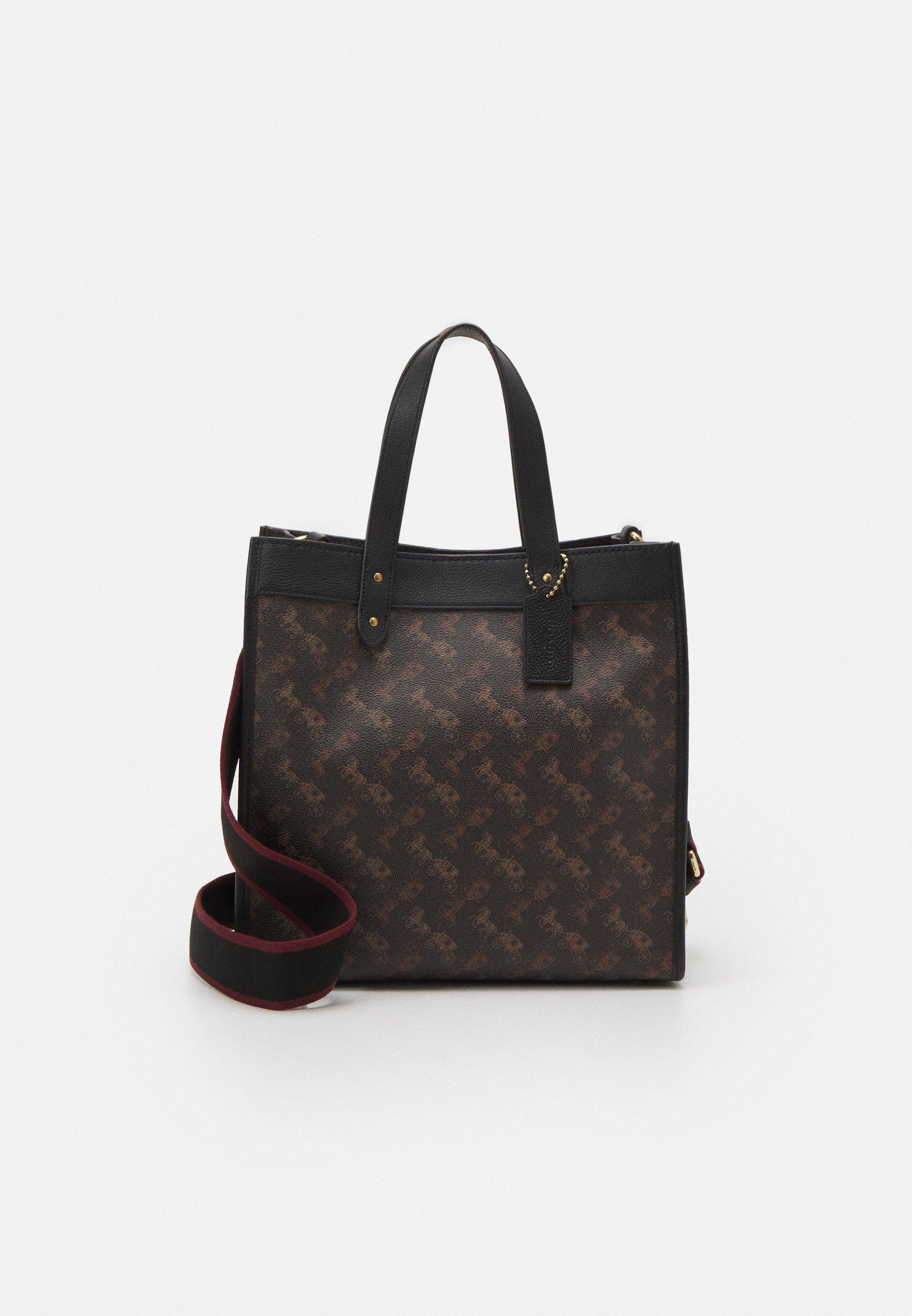 Women HORSE AND CARRIAGE TOTE - Handbag