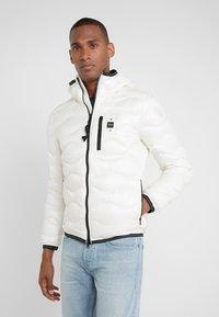 Blauer - Down jacket - white - 0