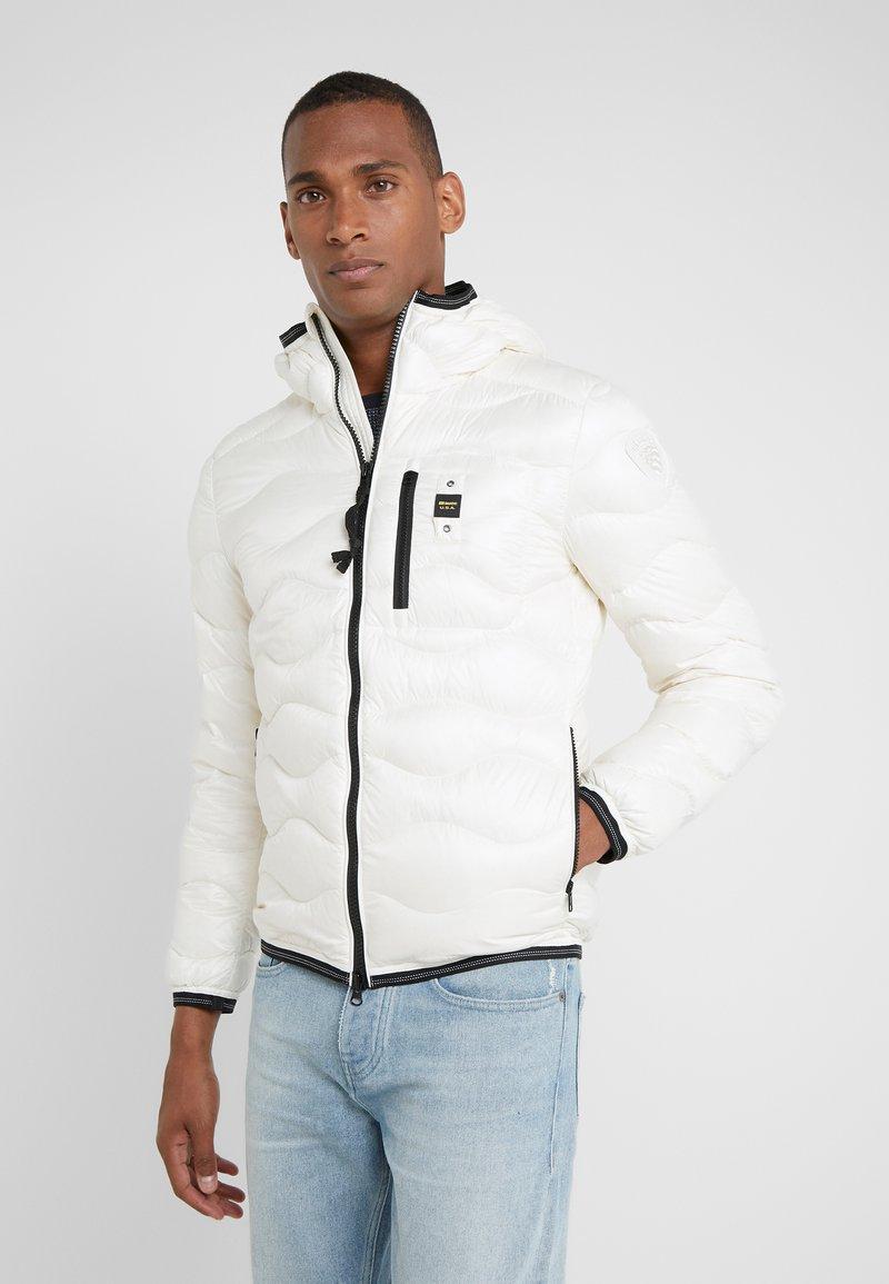 Blauer - Down jacket - white
