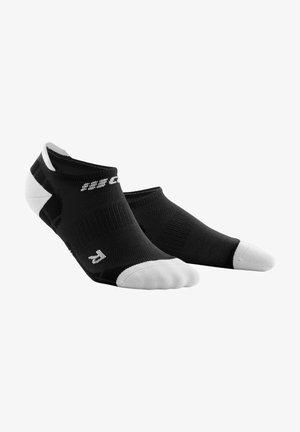 Trainer socks - black/light grey