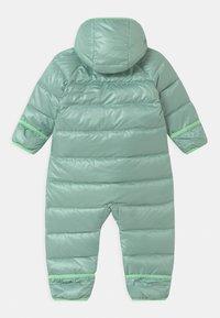 Patagonia - INFANT BUNTING UNISEX - Lyžařská kombinéza - gypsum green - 1