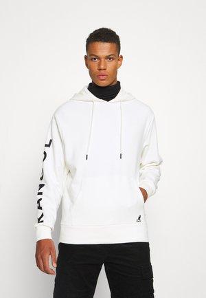 MANHATTEN HOODY - Sweater - white