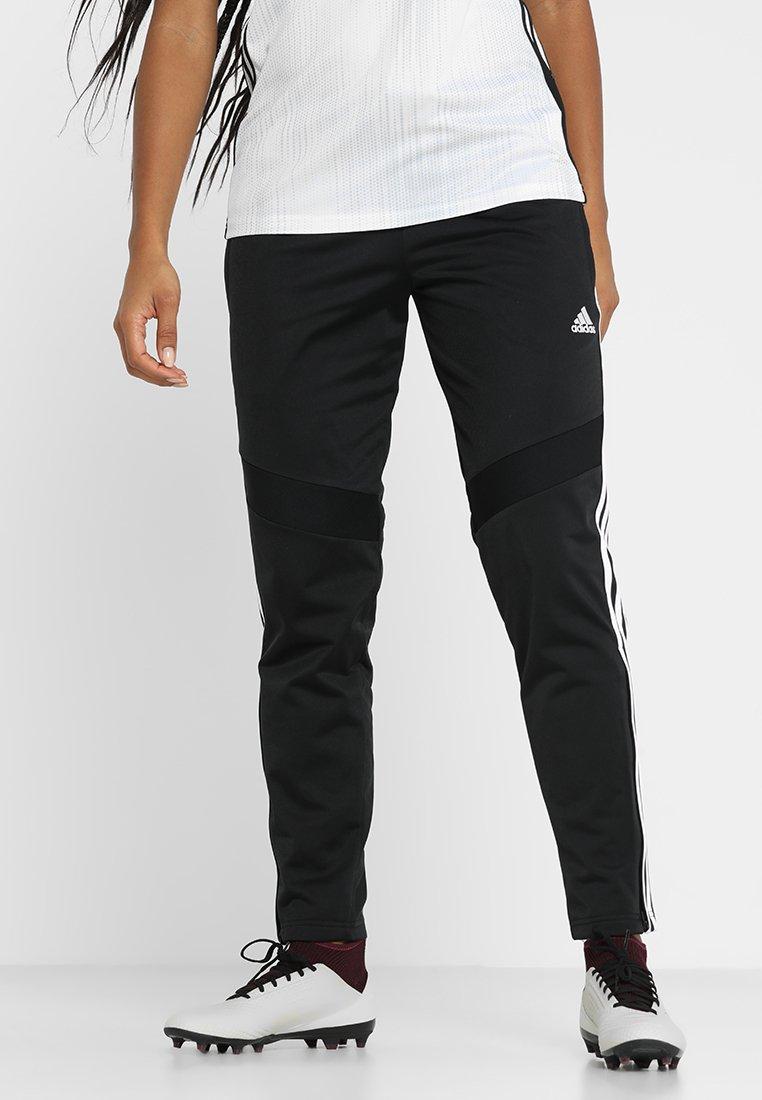 adidas Performance - TIRO 19 - Joggebukse - black/white