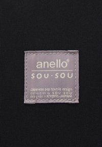 anello - ANELLO X SOU SOU BACKPACK M UNISEX - Batoh - black - 4
