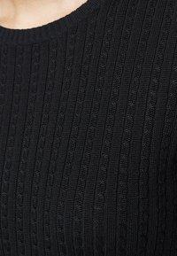 Lauren Ralph Lauren - BRIGHT - Sweter - navy - 4
