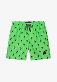 Shiwi - PALM - Swimming shorts - new neon green - 0