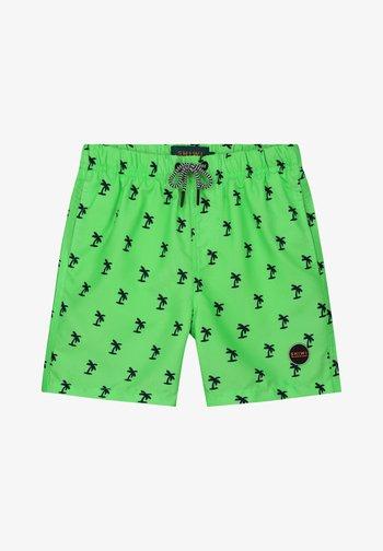 PALM - Swimming shorts - new neon green