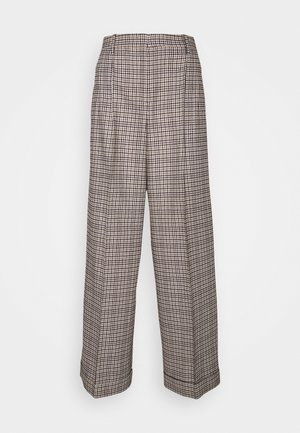 PANT - Trousers - bianco