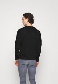 Calvin Klein - TONE ON TONE - Sweatshirt - black - 2