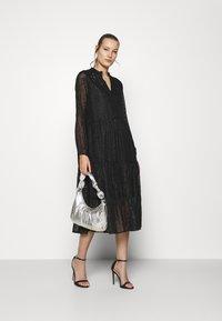 Saint Tropez - CARISZ MAXI DRESS - Cocktail dress / Party dress - black - 1