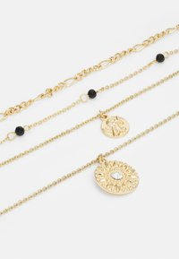 Pieces - PCSANELA NECKLACE - Smykke - gold-coloured - 2