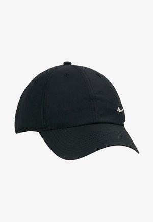 Caps - black/black