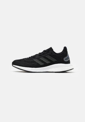 SUPERNOVA SPORTS RUNNING SHOES UNISEX - Neutral running shoes - core black/grey six/silver metallic