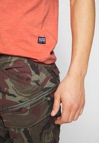 G-Star - LASH  - Basic T-shirt - orange - 3