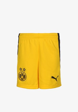 BORUSSIA - Sports shorts - cyber yellow